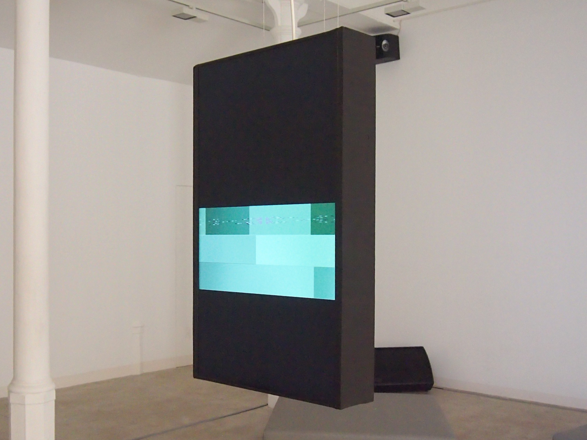 Field: Atom(s) Entropy – Video Installation
